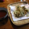 はたご家 - 料理写真:舞茸天麩羅! ★★☆☆☆