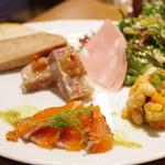 (La Fabbrica Della Pasta) Quel - 前菜