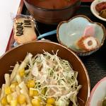 朱里 - 魚肉ソーセージとちくわもいます(^^)