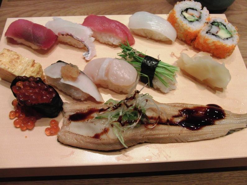 板前寿司 愛宕店