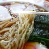 手打中華 餐 - 料理写真:麺アップH28.10.23