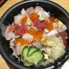 すし京辰 - 料理写真:ランチばらちらし1,134円