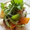 グラデボーレ・アルバ - 料理写真:前菜のサラダ