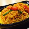 食彩処 百花 - 料理写真:鉄板ナポリタン680円