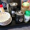 すし鮮 - 料理写真:テーブルセットはこちら
