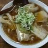 あべ食堂 - 料理写真:中華そば