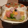 和遊膳 汐彩 - 料理写真:刺身、鯛、鮪、平政