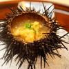 松川 - 料理写真:赤雲丹と鼈のジュレ