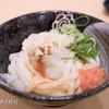 はなまるうどん - 料理写真:おろし明太醤油