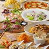 イタリア料理 クッチーナ - 料理写真:161026_お肉満喫!! スペシャルコース