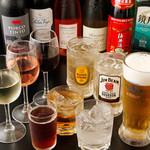 リトル成都 - ドリンクの種類から選べる2時間飲み放題コースは1,980円