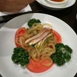 台湾料理 鼎 - 料理写真:クラゲ