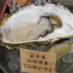 57991011 - 2016.10.26。生牡蠣(岩手県山田湾産)