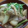 大鵬 - 料理写真:珠玉のきりたんぽ鍋