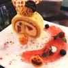 Bambu - 料理写真:さつまいものロールケーキ