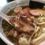 ヱビスヤ - バラ肉のラフティー