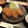 かつ徳 - 料理写真:熟成ヒレカツ定食(中)¥1380