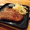 チーズカフェ 2 - 料理写真:60日熟成!!炭焼きTボーンステーキ
