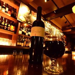 ワインがガブガブ飲めて気軽に通えるワイン酒場