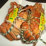 心香 - 陽澄湖産上海蟹姿蒸し