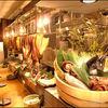 魚米 - 内観写真:お店に入ると目の前に広がるカウンター席