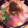 尚風亭 - 料理写真:ちらし寿司\1,000