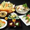 濱田屋 - 料理写真:冬の季節の特選会席「極上鍋会席」