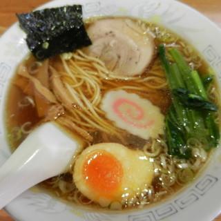 らーめん和 - 料理写真:ラーメン600円