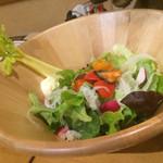 野菜屋ネロ チャコール グリル -