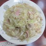 58079547 - 皿うどん (細麺)