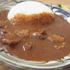 フジヤマプリン - 料理写真:牛スジカレーのアップ