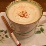 銀座 和蘭豆 - カプチーノ