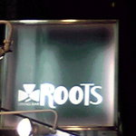 ROOTS - 電気看板