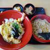 藤源 - 料理写真:天丼セット