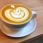 ブルーボトルコーヒー - カフェラテ