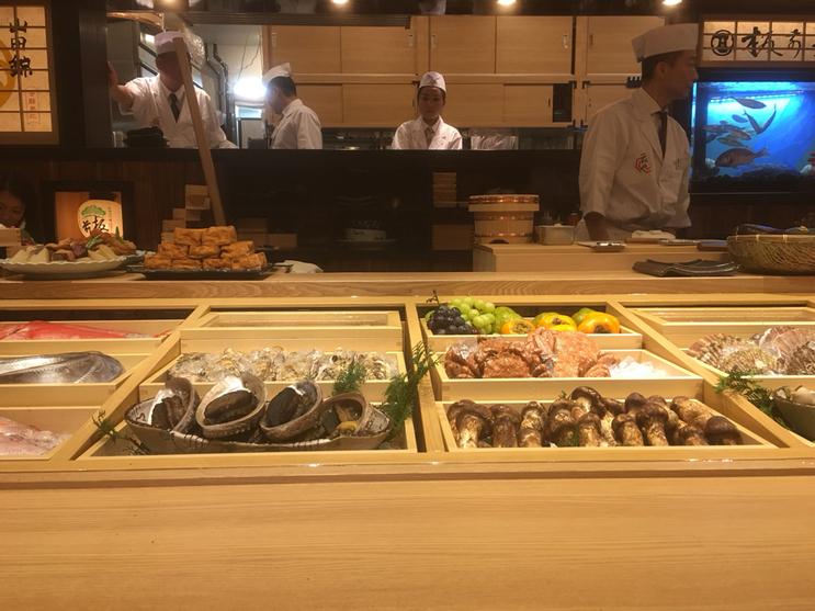 板前寿司 江戸