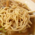 たかはし中華そば店 - 自家製麺