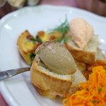 フランス料理店 牛肉食堂 COWBELL - 先附(さきづ)け