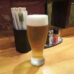 八百保 - 生ビール