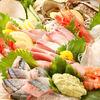 磯料理 まるけい - 料理写真:彩豊かな刺身盛り合わせ