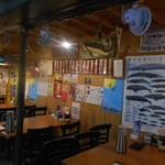 鯨の登美粋 - 店内風景