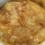 アンフルール - en Fleurs @西葛西 ポタージュスープのように濃厚なオニオングラタンスープ