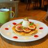 キャンベル・アーリー - 料理写真:とよみつひめのパンケーキ
