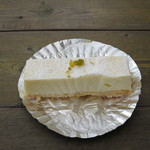 甲斐 - 濃厚チーズケーキ