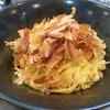 麺や 青雲志 - 料理写真:秋刀魚まぜそば
