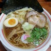 麺王 みらい - 料理写真:中華そば+ワンタン(750円)