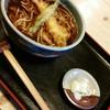 なかじまや - 料理写真:天ぷらそば