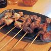 信ちやん - 料理写真:ネギ間&カシラ