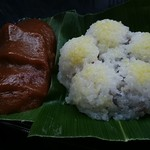 熊谷なると餅店 - 料理写真:えびす餅、なると餅