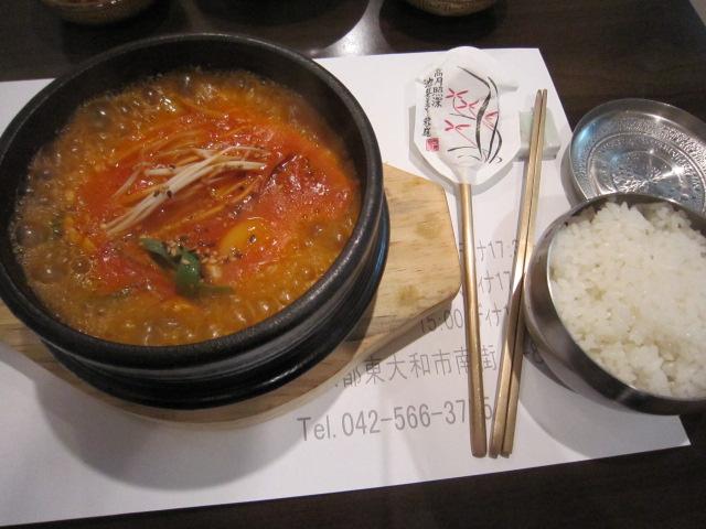 韓国の味in 東大和店
